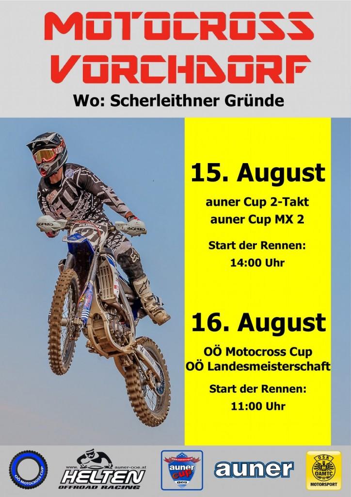 Motocross Vorchdorf