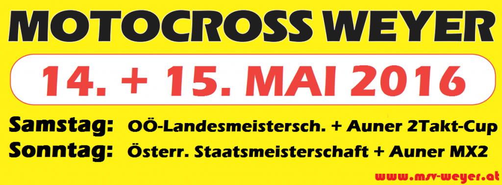 Motocross-Weyer